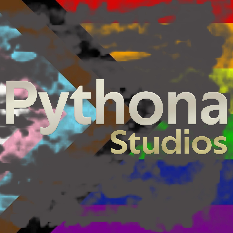 Pythona Studios Pride Logo
