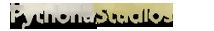 Pythona Studios In-Line Logo